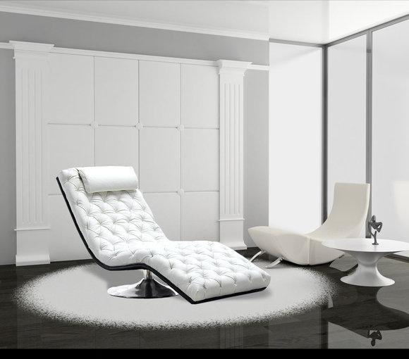 Liegesessel arthur relax sessel leder sofort lieferbar ebay for Sessel mit stoffbezug liegesessel