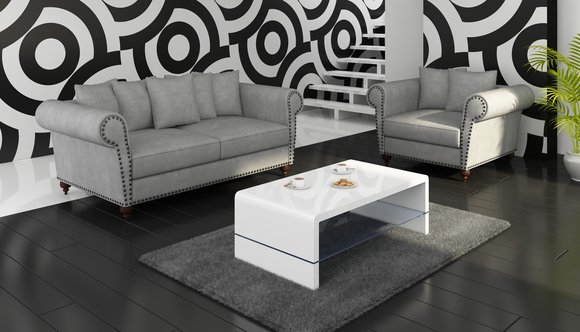 sofas und ledersofas la grand designersofa ecksofa bei jv m bel. Black Bedroom Furniture Sets. Home Design Ideas