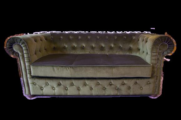 Chesterfield Samt Textil Sofa Couch Sofa Designer Garnitur Polster ...