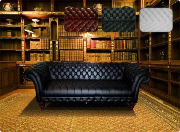 big sofa leder schwarz carprola for. Black Bedroom Furniture Sets. Home Design Ideas