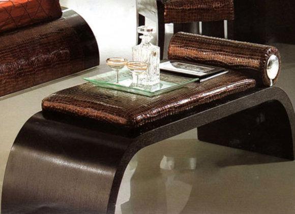 Design Couchtisch Revita ~ Sofort lieferbar design couchtisch tisch ledertisch krokodil stil