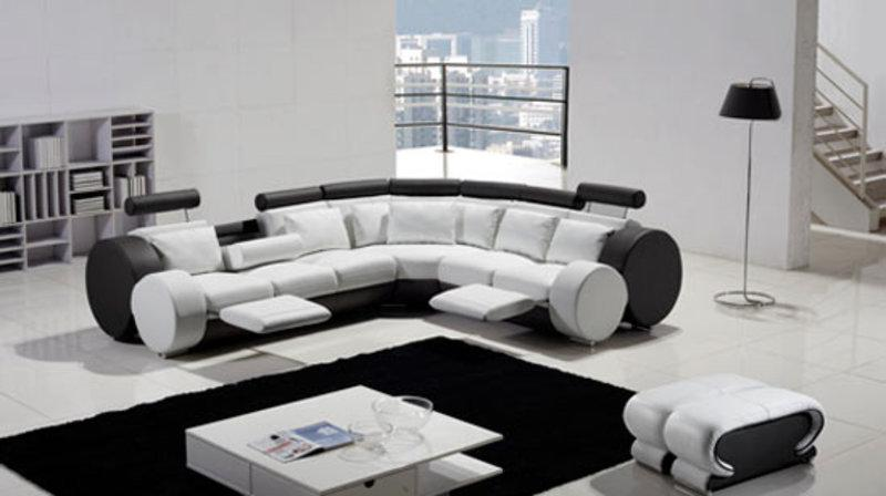 jvmoebel ledersofa design ecksofa amsterdam mit relaxfunktion. Black Bedroom Furniture Sets. Home Design Ideas