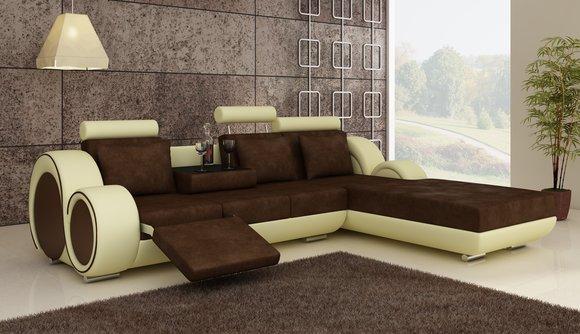 schlafsofa l form m belideen. Black Bedroom Furniture Sets. Home Design Ideas