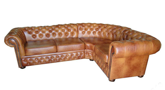 jvmoebel ledersofa ecksofa chesterfield sofa napoli. Black Bedroom Furniture Sets. Home Design Ideas