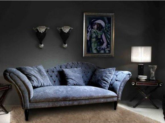 chesterfield sofas und ledersofas primadonna 3 designersofa bei jv m bel. Black Bedroom Furniture Sets. Home Design Ideas