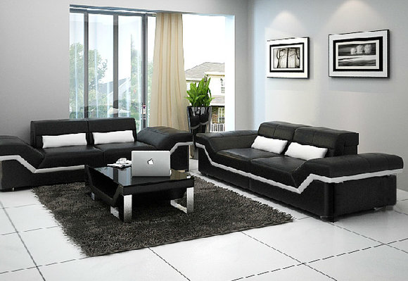 sofas und ledersofas new york designersofa ecksofa bei jv. Black Bedroom Furniture Sets. Home Design Ideas