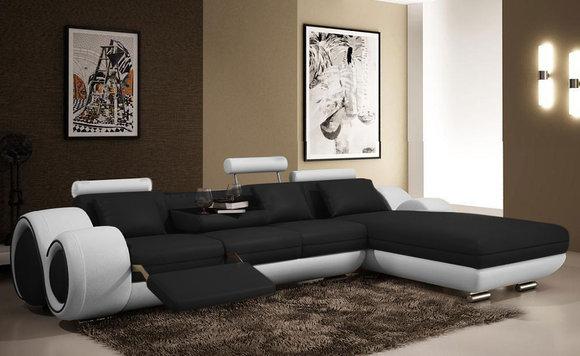 jvmoebel ledersofa couch sofa ecksofa modell berlin ii. Black Bedroom Furniture Sets. Home Design Ideas