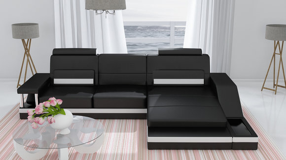 ecksofa leder hamburg inspirierendes design f r wohnm bel. Black Bedroom Furniture Sets. Home Design Ideas