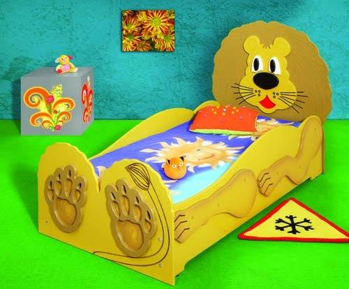 Kinderbett 'Löwe'