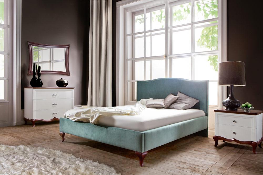 Klassische Möbel im italienischen Stil, in Massivholz Milano6