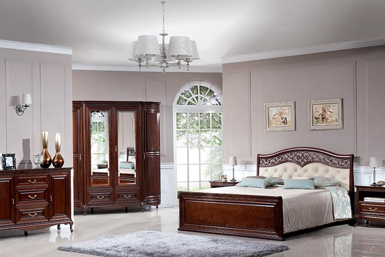 Doppelbett Klassisches Hochwertiges Designer Chesterfield Vollleder Bett Betten