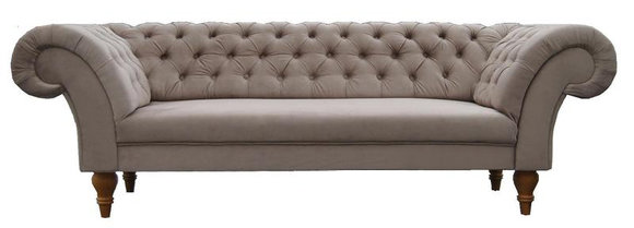 Chesterfield sofa stoff  www.JVmoebel.de - la design... Möbel | Ledersofa | Sofa