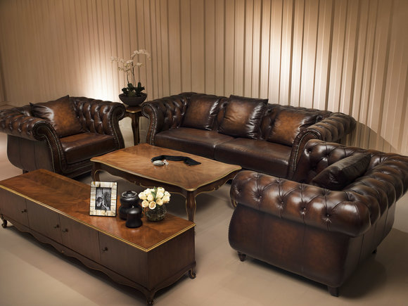 chesterfield sofas und ledersofa a911 designersofa. Black Bedroom Furniture Sets. Home Design Ideas