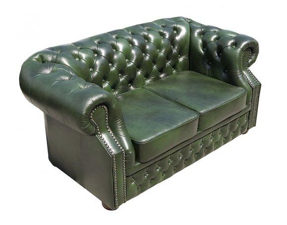 2 Sitzer Chesterfield Sofagarnitur Ledersofa Textil Stoff Polster Couch Sofa Garnitur Neu OXFORD