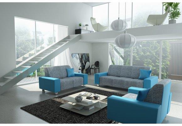 sofas und ledersofa 3 2 1 aleksandria designersofa sofagarnitur jv m bel. Black Bedroom Furniture Sets. Home Design Ideas