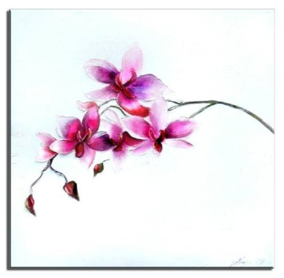 Gemälde ölbild Bild ölbilder Rahmen Bilder Handarbeit Japan Feng