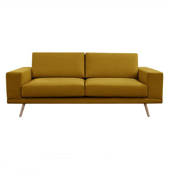 Design Couch Modern Relax Wohnlandschaft Polster Garnitur Stoff Sofa Modesto