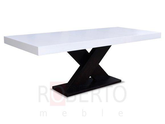 Ausziehbarer Design Holztisch Tisch Ess Wohnzimmer Holz Tische Massiv S5b