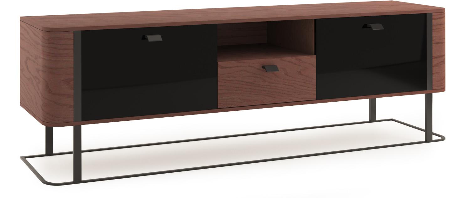 Buro Kommode Holz Schrank Holzkommode Moderne Kommoden Rtv Sideboard