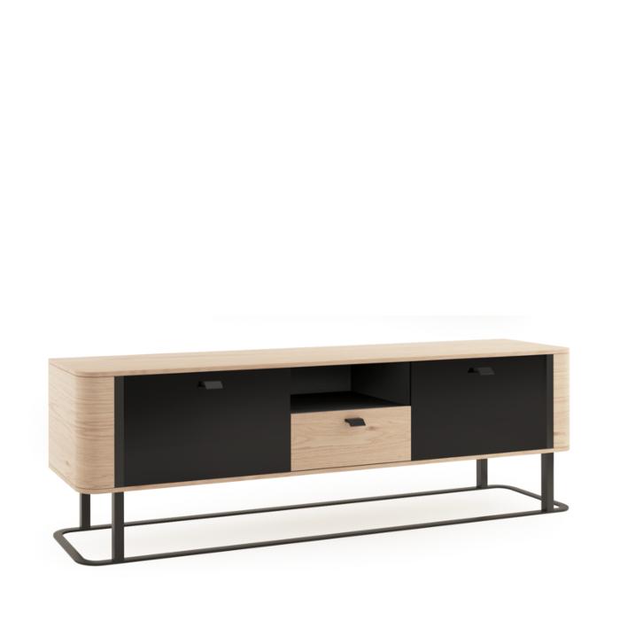 Rtv Sideboard Fernsehschrank Schrank Tv Tisch Moderner Holz Schrank