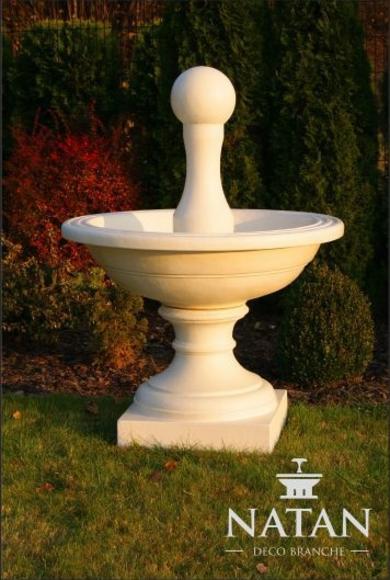 Edler Designer Springbrunnen Fontaine Zierbrunnen Garten Terrasse FONTANA COSTA