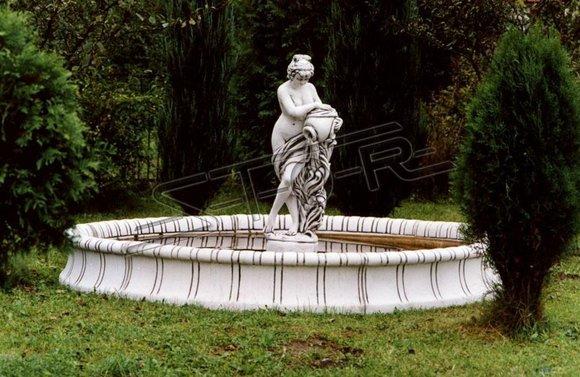 Fontainen Figur Statue Figuren Statuen Skulptur Skulpturen Garten 140cm Neu  401
