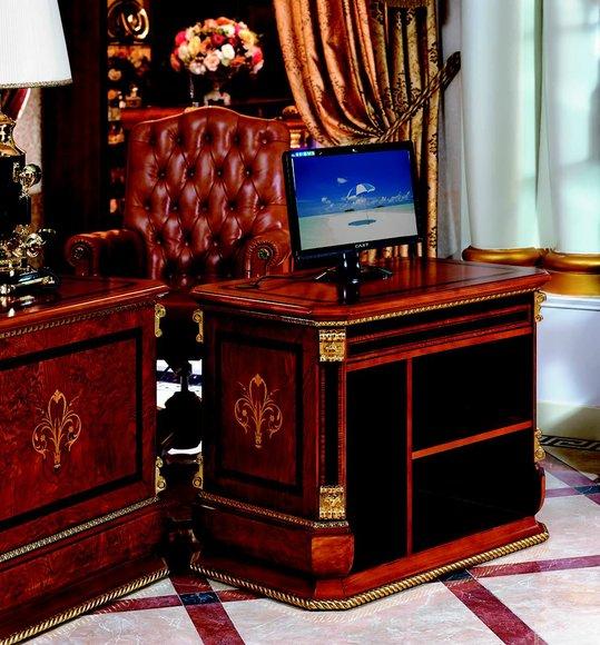 Edler Design Antik Stil Büro Schreibtisch Walstreet Schreibtische Banker Tische