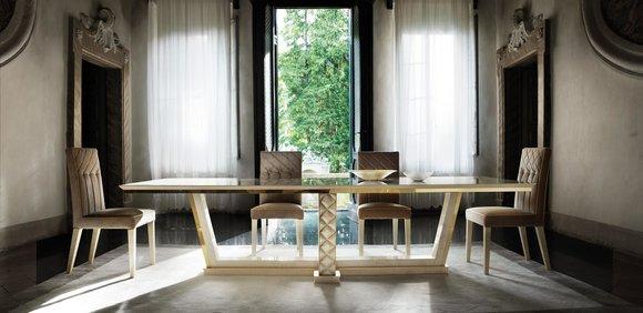 4 Stühle Esszimmer Stuhl Rokoko Barock Jugendstil royal luxus Möbel Designer