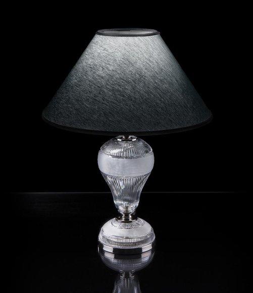 Design Tischleuchten Moderne Stand Leuchte Tisch Lampe Leuchten Lampen Kristall