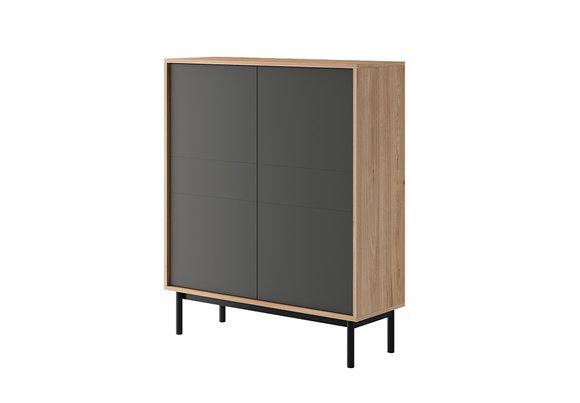 Design Kommode BKD104 Kommoden Holz Anrichte Moderne Sideboard