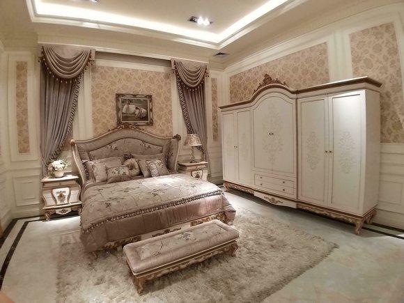 Konigliches Schlafzimmer Komplett Set 5 Teilig Barock