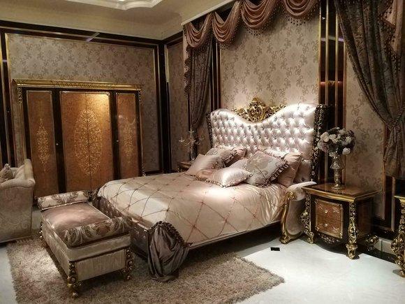 Italienische Mobel 3tlg Schlafzimmer Garnitur Kaufen