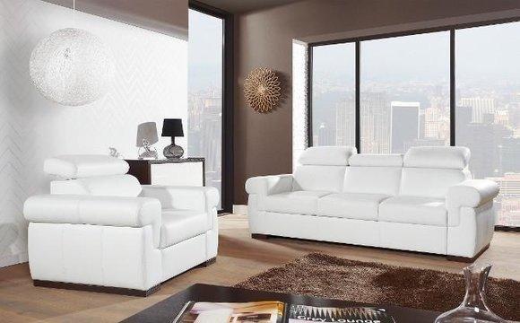 Moderne Wohnzimmer Komplett Garnitur 3+2+1 Couch ...
