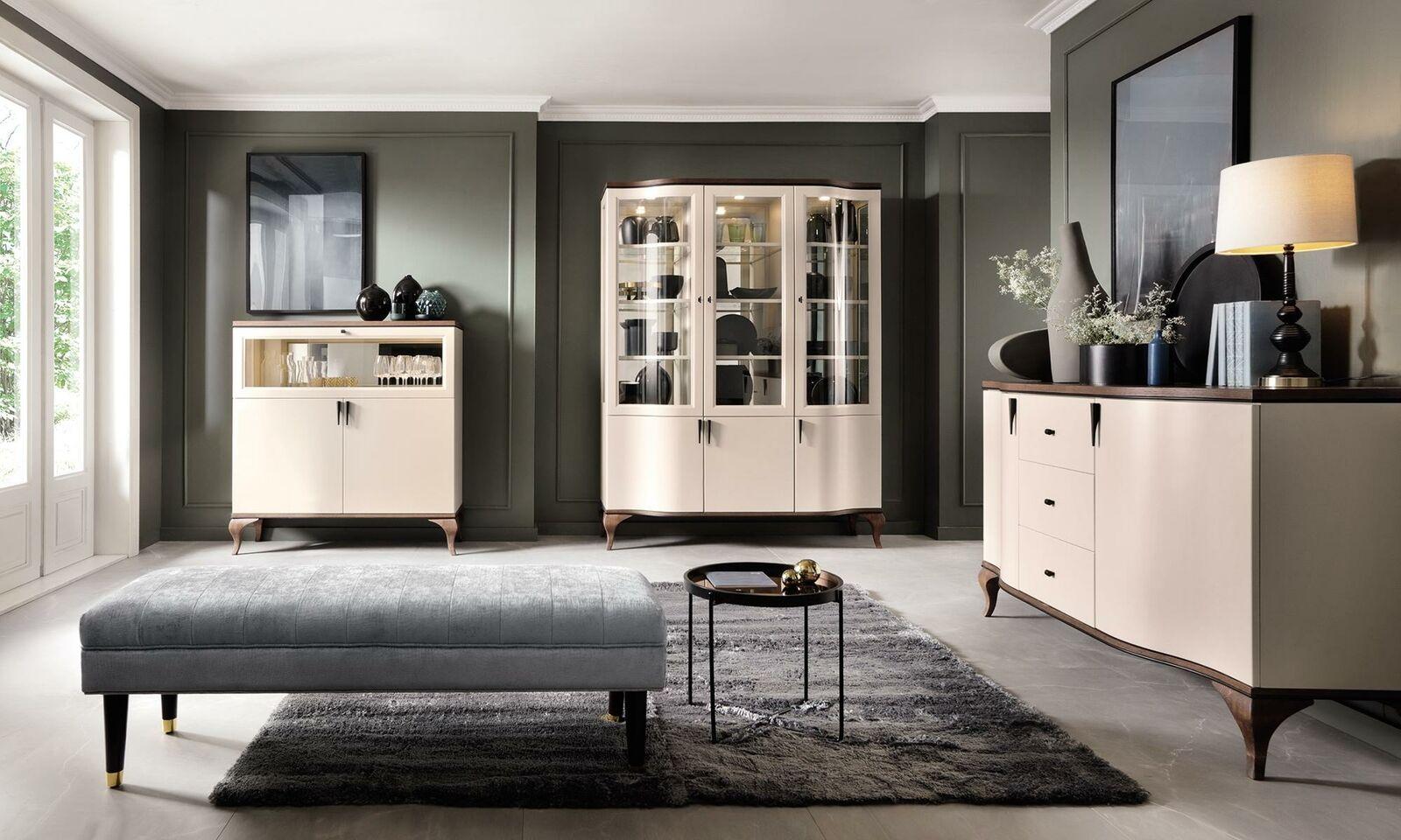 Luxus Kommode Schrank Sideboard Kommoden Schränke Stil Möbel