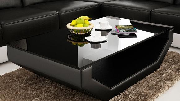 Couchtisch Tisch Couchtische Glastisch Tische Designer Beistelltisch Neu SR4402