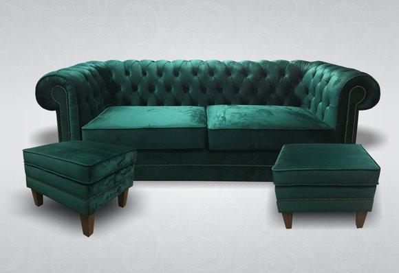Textil Sofa 3 Ledersofa Big Stoff Hocker Chesterfield Xxl Sofagarnitur Sitzer 1JcTlK3F