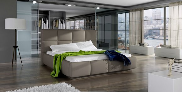 Designer bett led  Design Betten in hochwertiger Qualität oder Rundbett Asti bei JV Möbel