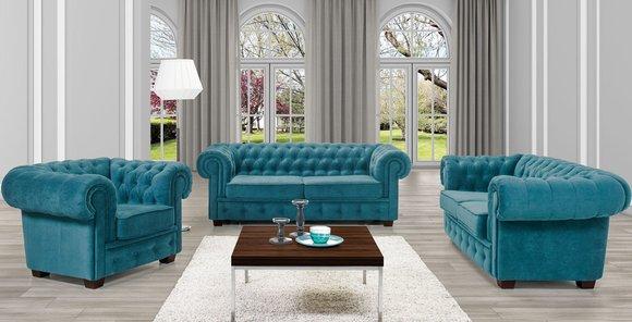 sofa schlafsofa designer 3 sitzer sofa mit bettfunktion garnitur couch ledersofa manchester. Black Bedroom Furniture Sets. Home Design Ideas