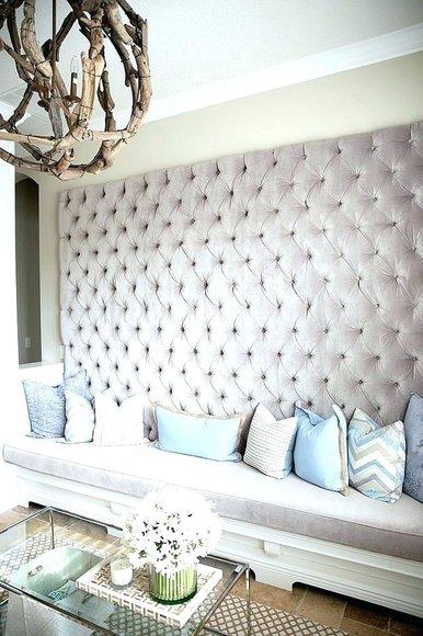 Gepolsterte Wandverkleidung Chesterfield Wandpaneel Paneel Leder Polsterwand 2m²