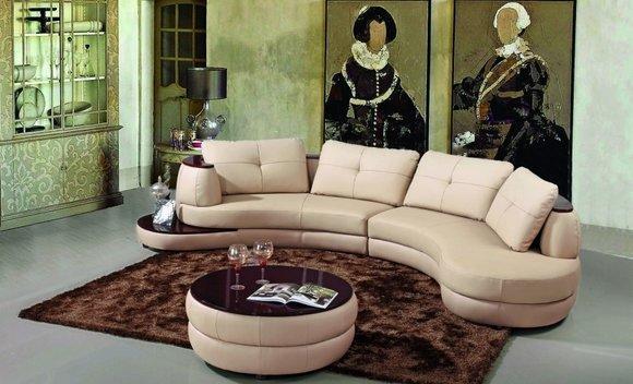 Ecksofa Garnitur Wohnlandschaft Designer Sofa Couch Polster Sofas Paris Royal II