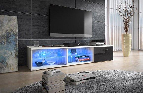 tv schrank lowboard sideboard hochschrank r tv 5. Black Bedroom Furniture Sets. Home Design Ideas