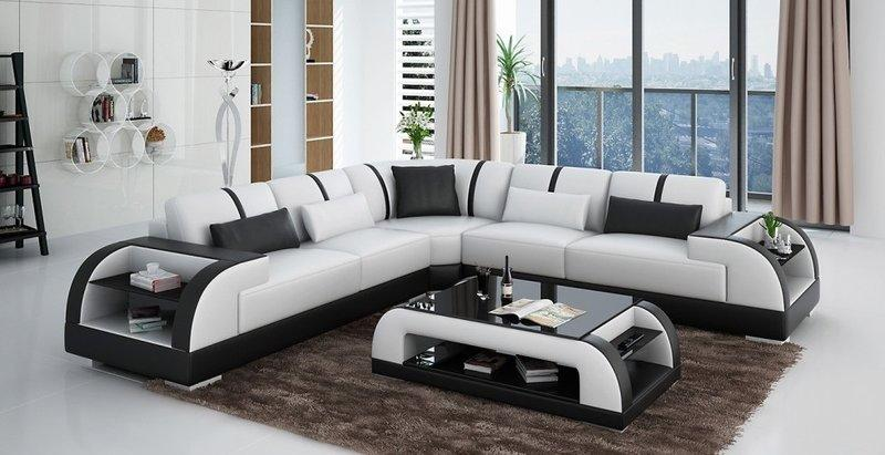 sofas ledersofas rodos bettfunktion designersofa ecksofa. Black Bedroom Furniture Sets. Home Design Ideas