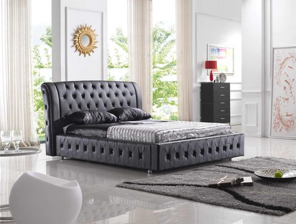 design betten in hochwertiger qualit t oder rundbett s. Black Bedroom Furniture Sets. Home Design Ideas