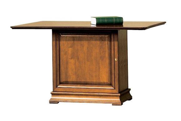 Klassische Schreibtisch Büromöbel Tisch Büro Chef Schreibtische Echtholz SE-S1