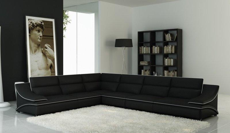 sofas ledersofas salut bettfunktion designersofa ecksofa. Black Bedroom Furniture Sets. Home Design Ideas