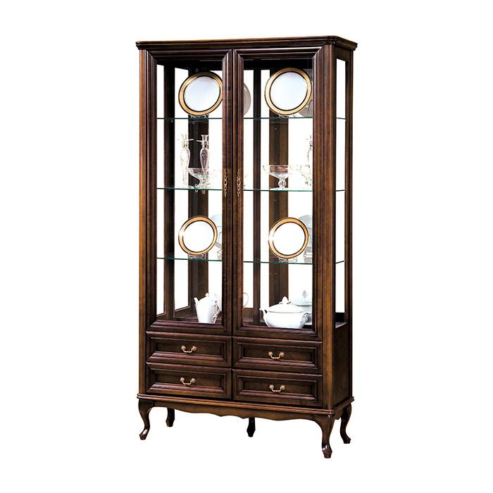 Klassische Möbel im italienischen Stil, in Massivholz WersalW-W2