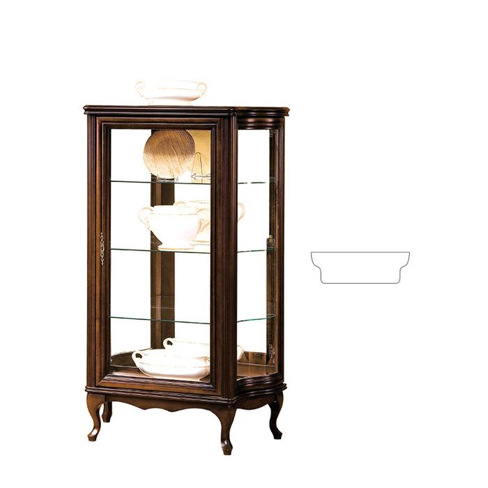 Klassische Möbel im italienischen Stil, in Massivholz WersalW-W3-4
