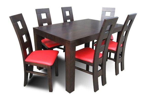 tisch mit stuhlen essgruppe esstisch 6 x sta 1 4 hlen model z40 fur kleinkinder