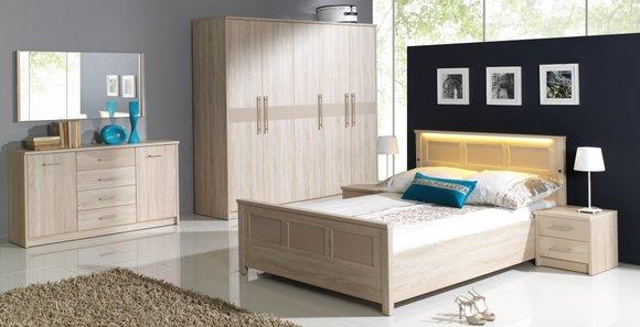 komplettes schlafzimmer jugendzimmer zimmereinrichtung cremona jvmoebel. Black Bedroom Furniture Sets. Home Design Ideas