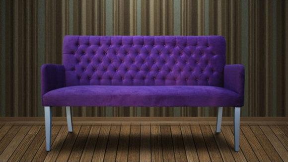 chesterfield sofas und ledersofas preston 125 designersofa bei jv, Wohnzimmer